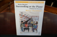 Helen Marlais' Succeeding at the Piano Merry Christmas Book Grade 2B