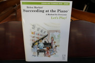 Helen Marlais' Succeeding at the Piano Lesson and Technique Grade 1