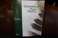 Concepts of Piano Theory Advanced Supplement