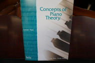 Concepts of Piano Theory Level Two