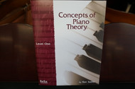 Concepts of Piano Theory Level One