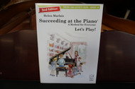 Helen Marlais' Succeeding at the Piano Theory and Activity Book Grade 1A