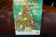 Christmas Medleys for Two Book 1