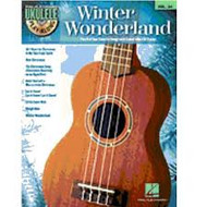 Winter Wonderland - Ukulele-play 8 of your favorite songs with sound- alike CD tracks