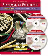 Standard of Excellence book 1- French Horn
