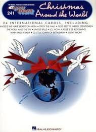Christmas Around the World EZ Play Today 241