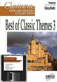 Music Best of Classic Themes 3 w/CD