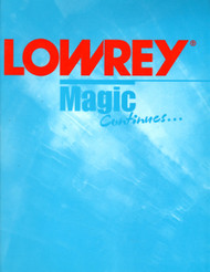 Used Lowrey Magic Continues Songbook Seven