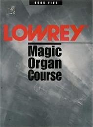 Used Lowrey Magic Organ Course - Finesta & Director- Book 5