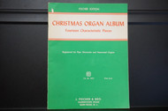Christmas Organ Album 14 Characteristic Pieces