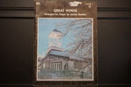 Used Vintage book- Great Hymns