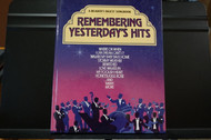 Used Vintage Book-Remembering Yesterdays Hits