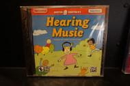 Alfred 00-34022 Creating Music Series- Hearing Music- Home Version - Music Book