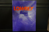 Lowrey Magic Continues Songbook Three