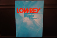 Lowrey Magic Continues Songbook two