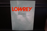 Lowrey Magic Continues Songbook Five