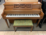 Used Kimball Console Piano with Bench - SOLD