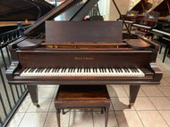 "Used Mason & Hamlin ""bb"" Grand Piano with Bench"