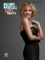 Diana Krall: Quiet Nights Alfred Piano/Vocal/Chords Book