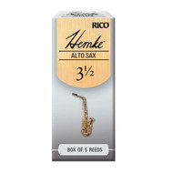Hemke Baritone Saxophone Reeds - 3.5