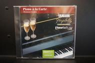 Yamaha Disklavier Piano Soft Solo Piano A La Carte Shannon Grama 3.5 inch Floppy Disk