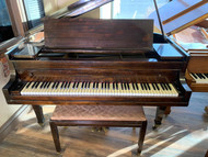 Used Story & Clark Baby Grand Piano with Bench - SOLD