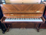Used Petrof Walnut Polish Upright