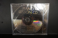 Piano Lesson CD Alfred's Lesson Songs And Finger Exercises No. 4