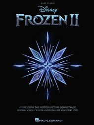 Hal Leonard Easy Piano Disney Frozen Two Music from the Motion Picture Soundtrack