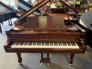 "Pramberger PS-157 5'2"" Signature Series Grand Piano Satin Mahogany with Bench"