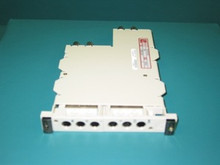 ADC DSX-4H-SBBI XConn Module DS3 6 Port Rear Standard BNC, Used