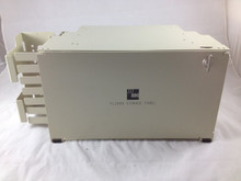 ADC FL2-28FSD875 Fiber Storage Disk Panel 24 Disk, Used