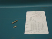 ADC LCC-111010 734 Connector, New / Pack of 5