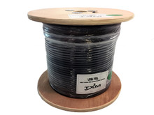 RG-58/LMR®-195 Type Low Loss Coax Cable 500' Reel - LOW195D