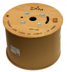 Copy a Product - LMR®-400DB Type Direct Burial Low Loss RF Coax Cable 1000ft Reel - LOW-400-DB (LOW-400-DB-M)