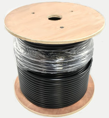 TXM LOW400 Low Loss Coax Direct Burial Cable 500' Reel - LMR-400® Equiv