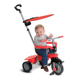 Carnival 3-in-1  Baby Dreirad  - Red