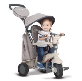 Deluxe by toTs 4-in-1 Baby Dreirad