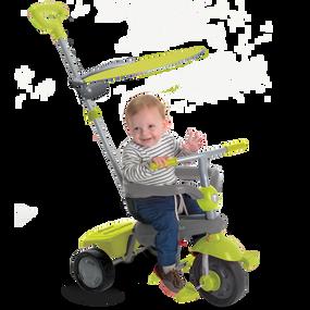 smarTrike® Carnival 3-in-1 Baby Dreirad - Grün