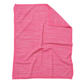 toTs® Joy Strickdecke - Pink