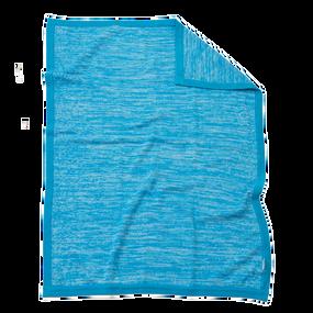 toTs® Joy Strickdecke - Blau