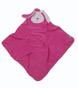 toTs® Joy Kapuzenbadetücher - Pink