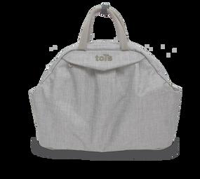toTs® Wickeltaschen Chic Style - Light Grun Mélange