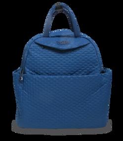 toTs®  Infinity Tasche 5-in-1 - Blau Quilt