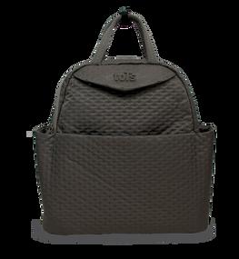 toTs® Infinity Tasche 5-in-1 - Dunkelgrau Quilt