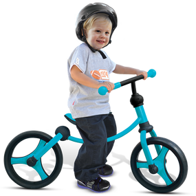 Running Bike – 2-in-1 - Türkis / Schwarz