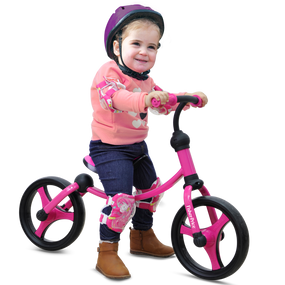 Fisher Price - Running Bike –2-in-1 - Pink