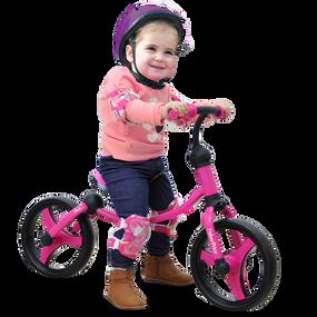 Fisher Price - Running Bike –2-in-1 - Pink