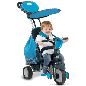 Splash 5-in-1 Baby Dreirad - Blau