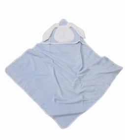 toTs® Joy Kapuzenbadetücher - Classic Blau